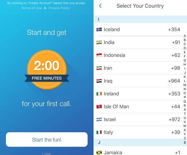 Cara Bagaimana Mengubah Suara Saat Panggilan Telepon di Android dan iPhone 4
