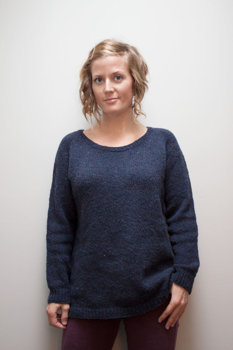 Clarke Pullover / by janerichmond.com