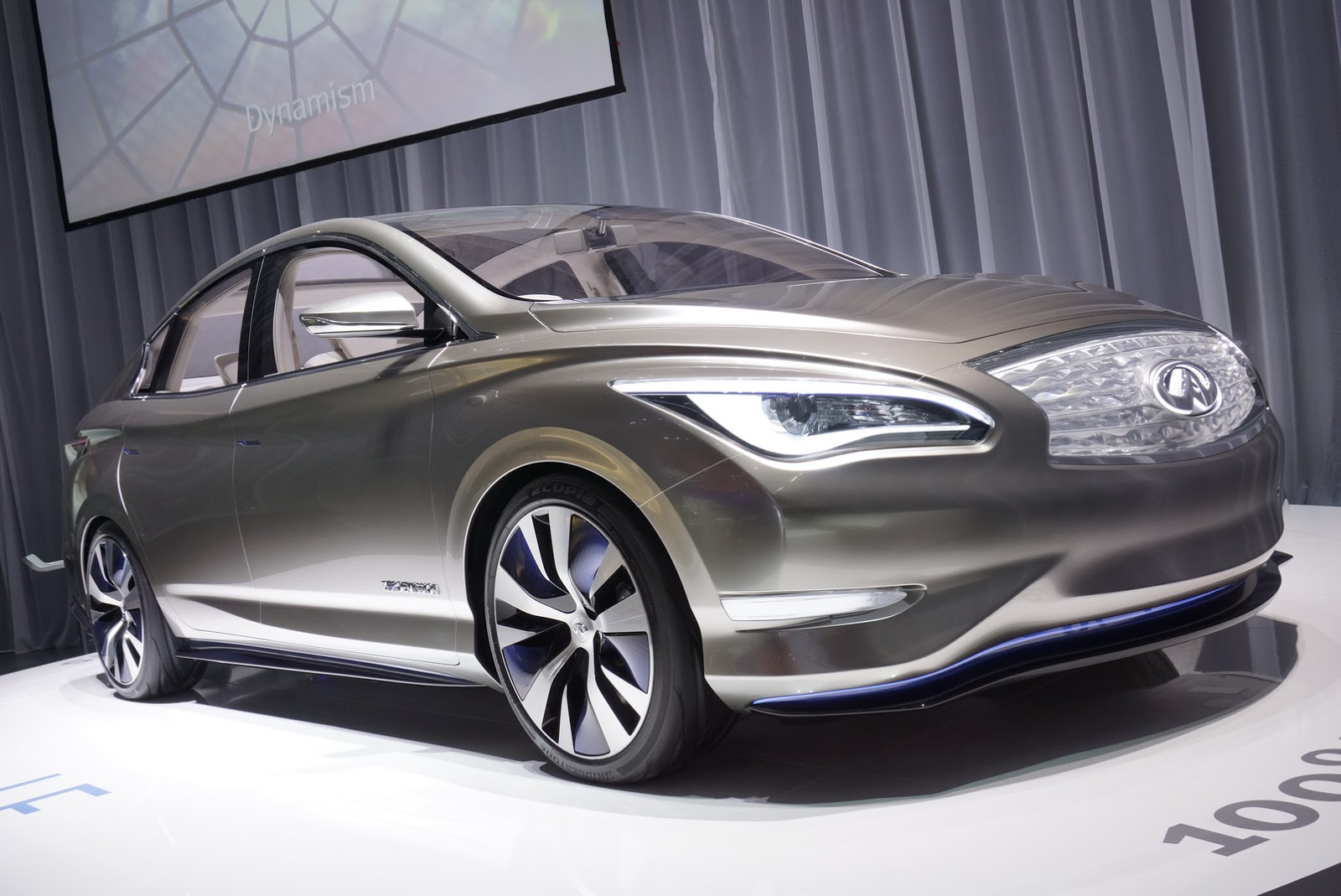 All electric infiniti concept to debut in detroit photo gallery vanachro Image collections