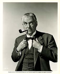 MICHAELSPAPPY: Nigel Bruce as Dr. Watson