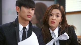 pasangan serasi drama korea