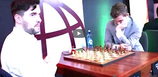 3 QUEEN ENDGAME!! Ian Nepomniachtchi vs Magnus Carlsen || Grand Chess Tour Rapid 2019 R2