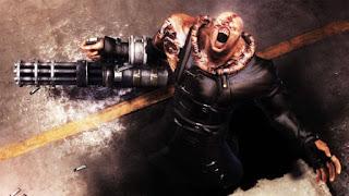 Resident Evil 3 Remake: Nemesis