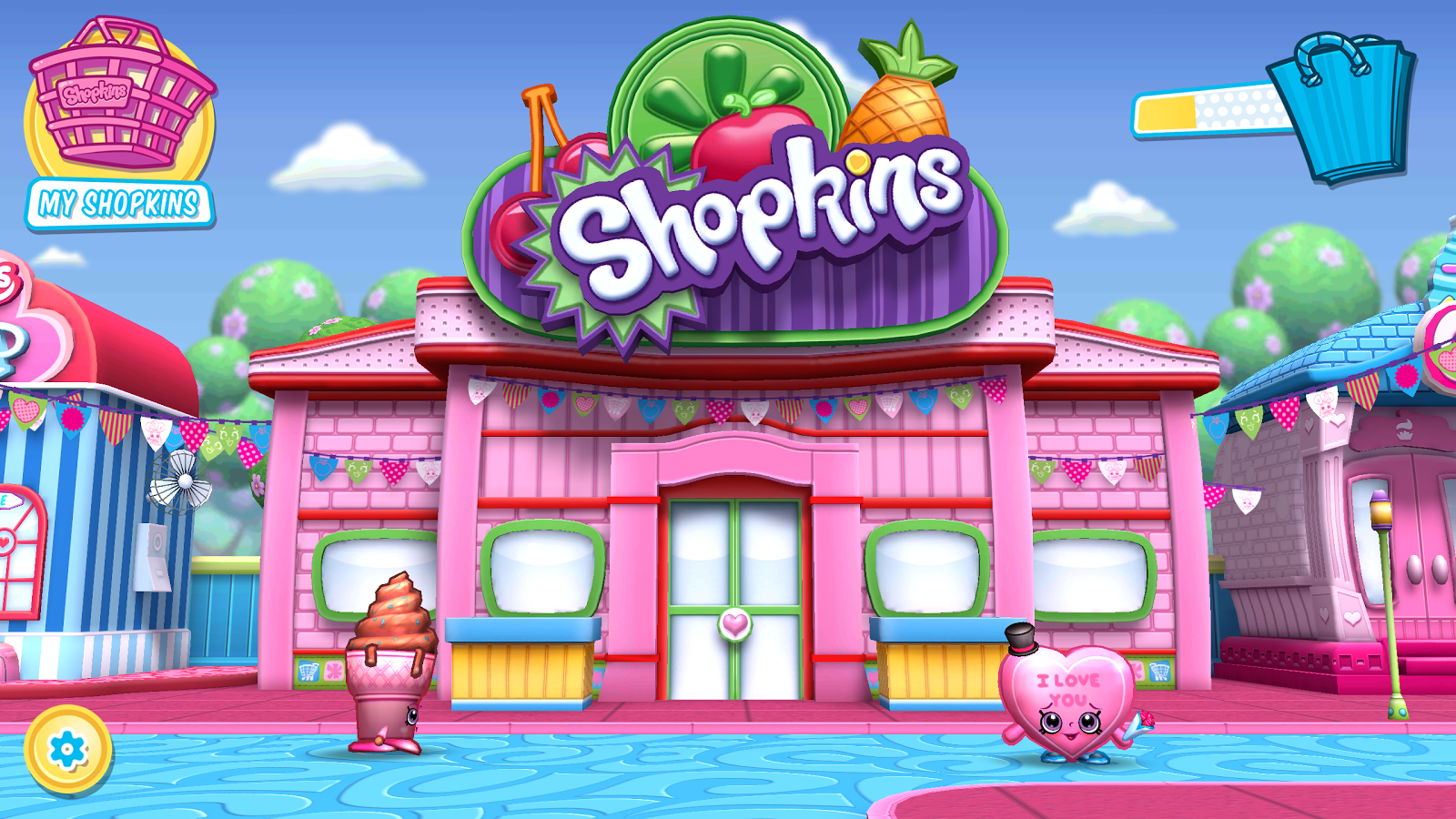 Shopkin World: Shopkins: Welcome to Shopville App