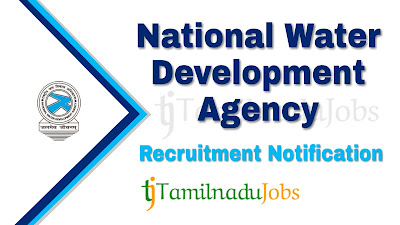 NWDA Recruitment 2019, NWDA Recruitment Notification 2019, Latest NWDA Recruitment,