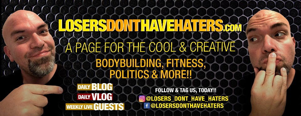 LosersDontHaveHaters.com