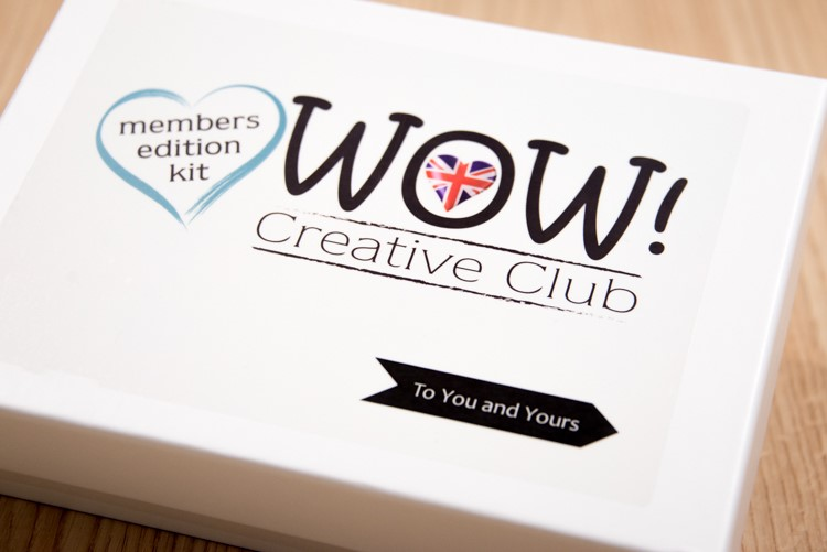 WOW! Creative Club Kit November 2017