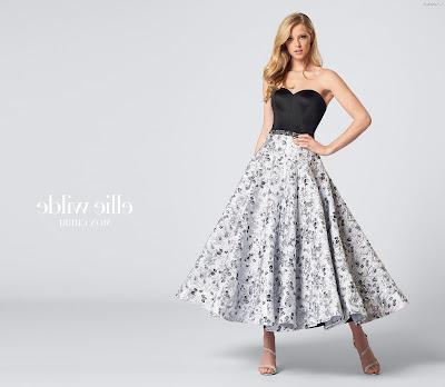 Vestidos de gala y corset