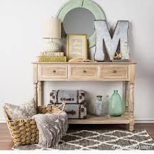 Foyer Table Decor Ideas