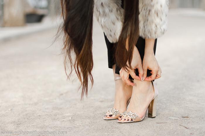 Blog adicta a los zapatos que sandalias utilizar en looks de fiesta boda