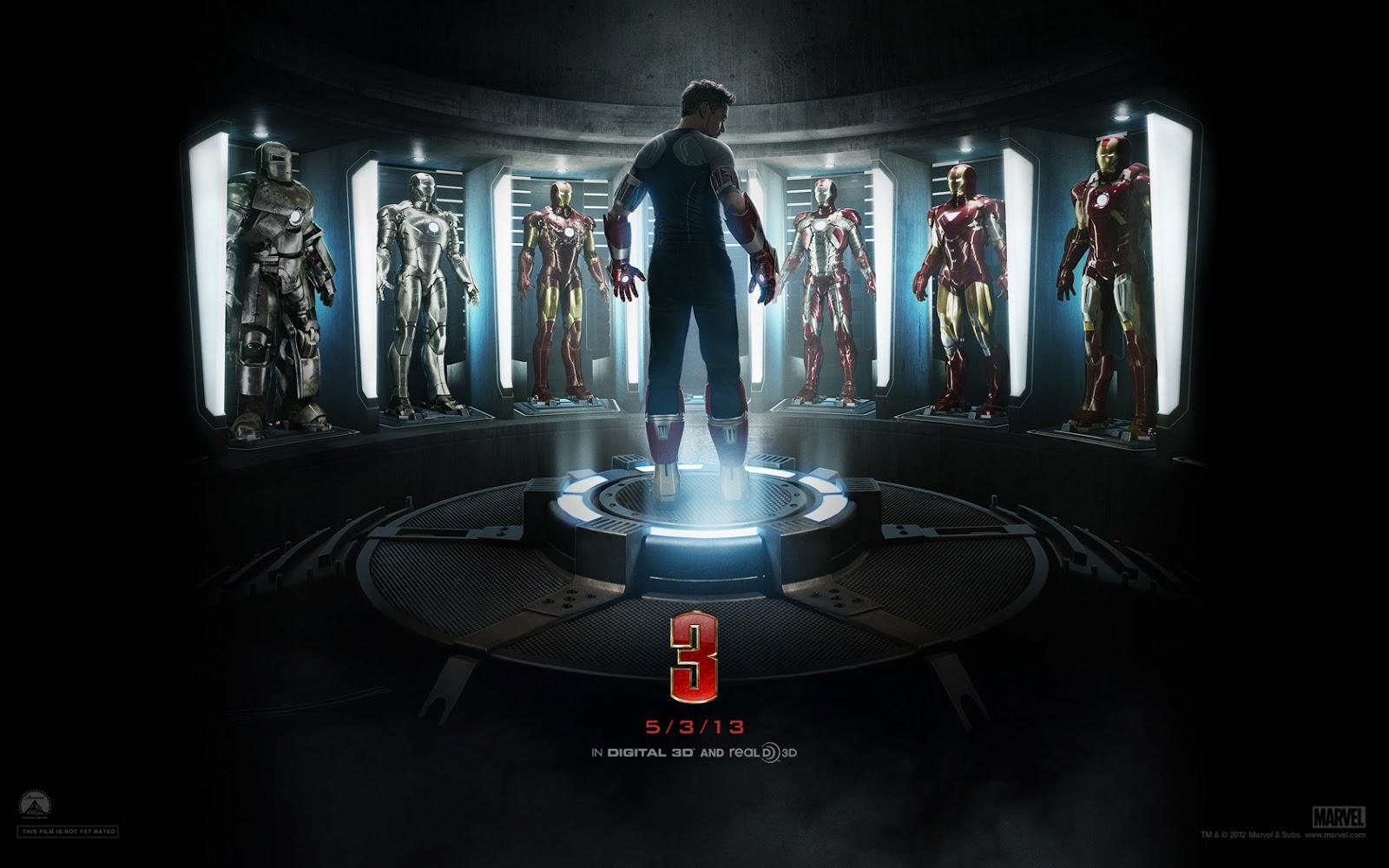 iron man 3 hd desktop wallpapers free download | top level beautiful