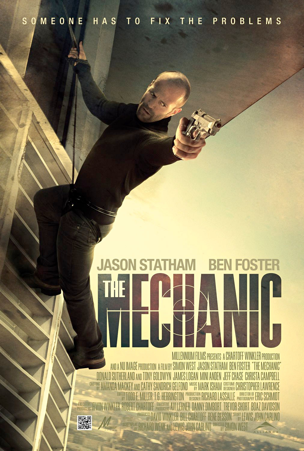 Download The Mechanic (2011) In Hindi Full Movie
