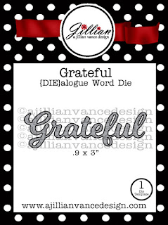 Grateful {DIE}alogue Word Die