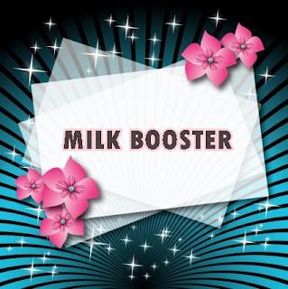 Senarai Milk Booster Semulajadi Untuk Banyakkan Susu Ibu