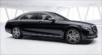 Đánh giá xe Mercedes S450 L Star 2019
