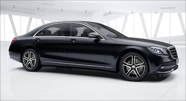 Mercedes S450 L Star 2018 là chiếc xe sedan 5 chỗ thiết kế ngoại thất và nội thất vô cùng sang trọng và lịch lãm