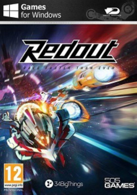 Download Redout Enhanced Edition Mars Pack for PC free full version
