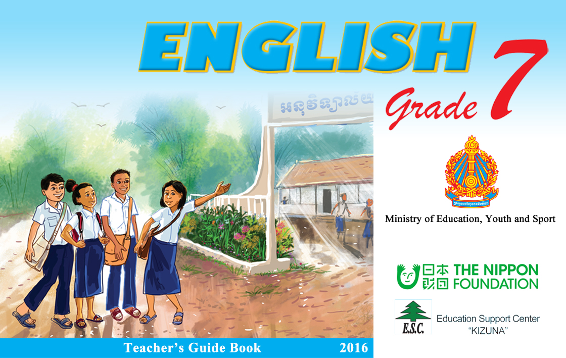 English Grade 9 Student`s Book   OER Cambodia