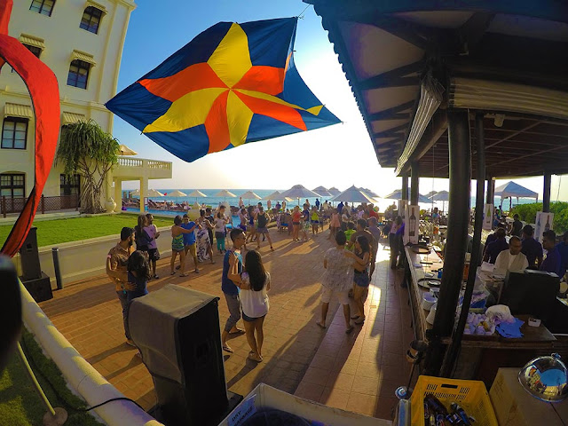 Nonstop Pool Party - Galle Face Hotel Colombo