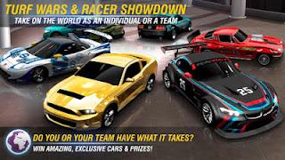 Racing Rivals Mod Hack Apk Unlimited Nitro