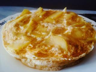 como hacer tortilla DE PATATAS en microondas