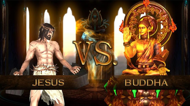 Game Adu Nabi Vs Tuhan (Fight of Gods) Diblokir di Indonesia