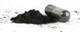 secret mincir avec le charbon