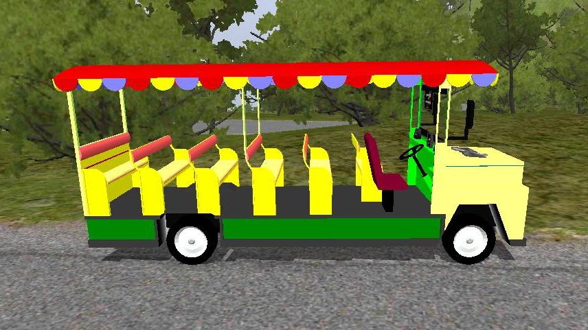740 Mod Bussid Mobil Odong Odong Terbaru