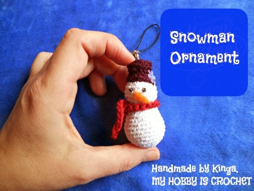 Crochet Christmas Ornaments - with links to the free crochet patterns used