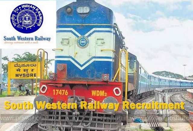 South Western Railway Recruitment