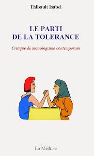 Le parti de la tolérance, Thibault Isabel, La Méduse, Krisis Diffusion