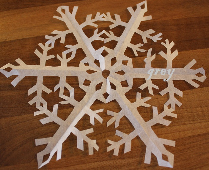 Paperi Lumihiutale