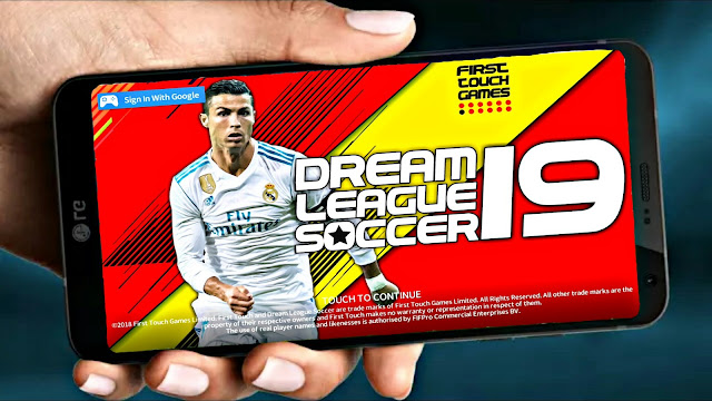 Download Dream League Soccer 2019 Android Offline HD Graphics