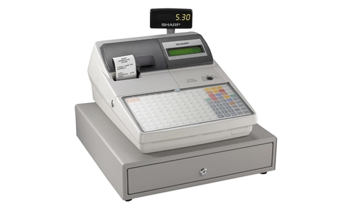 How to program sharp up 700 cash register sokolspanish for Cash register keyboard template