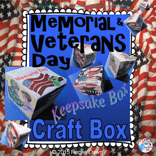 https://www.teacherspayteachers.com/Product/Memorial-Day-Craft-1859330