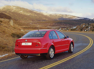Volkswagen Bora V6 4Motion