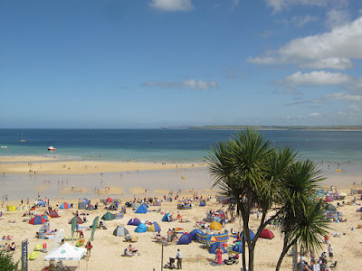 Porthminster Beach - St Ives Cornwall