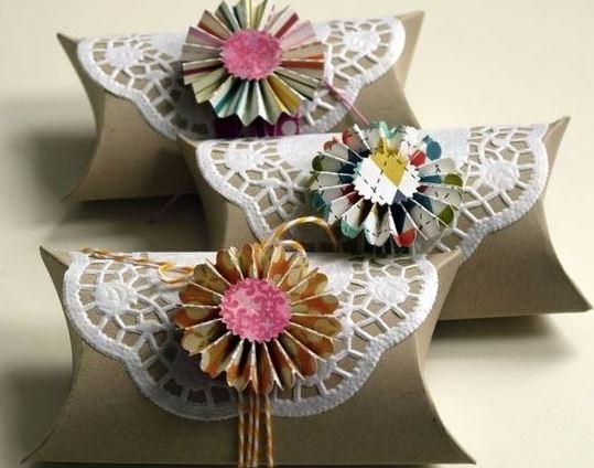 19 manualidades navide as muy creativas reciclando rollos - Manualidades con rollos de papel higienico para navidad ...