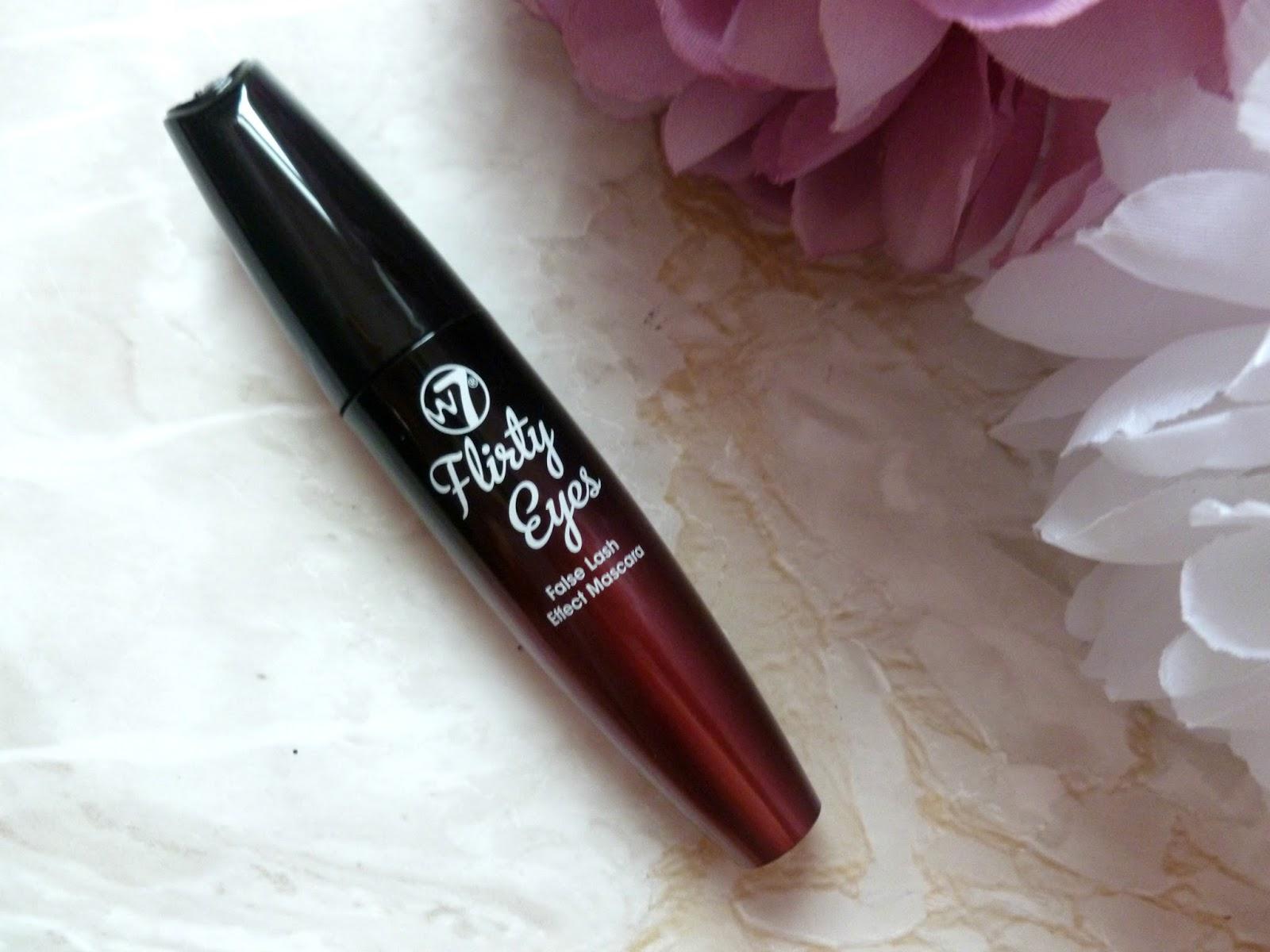 W7 Flirty Eyes False Lash Effect Mascara - Mammaful Zo: Beauty ...
