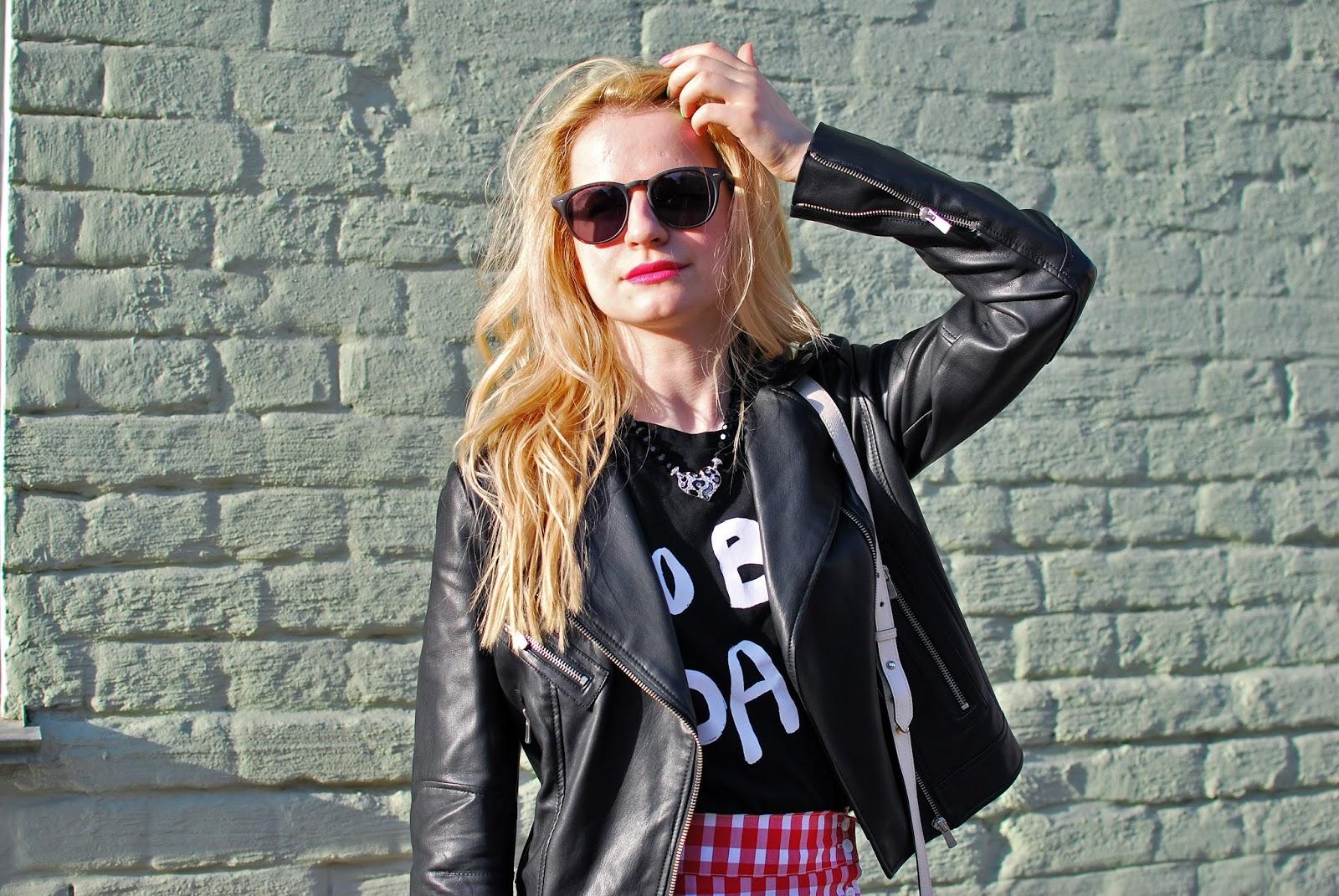 модные блоггеры, гранж образ,луки весна
