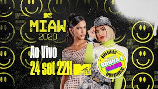 Mtv Miaw 2020 Com Bruna Marquezine E Manu Gavassi! – Anitta, Cardi B E Myke Towers Se Apresentam