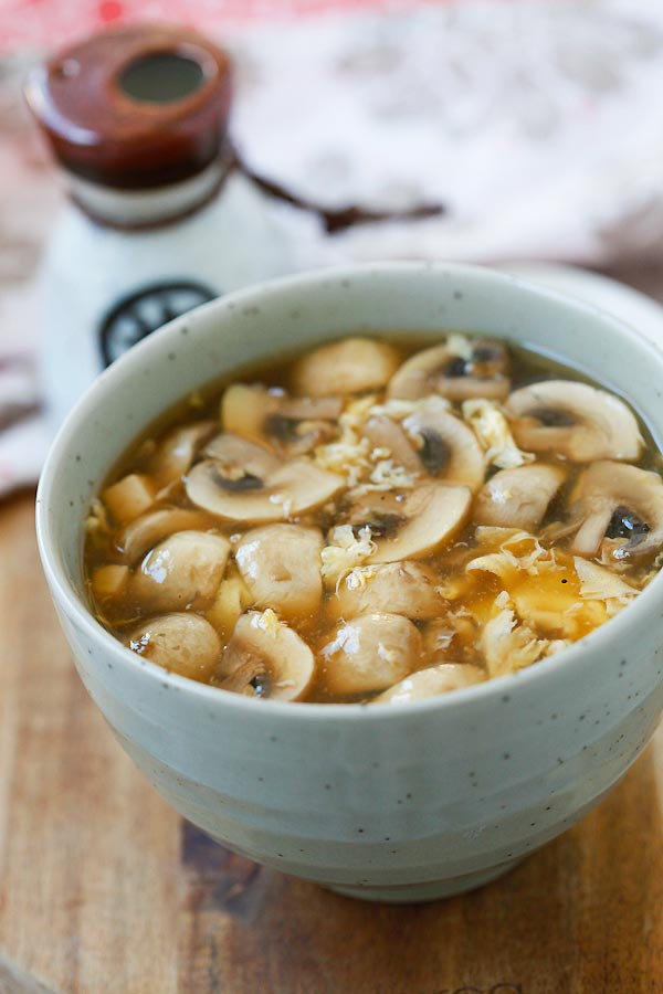 The Best Hot and Sour Soup Recipe