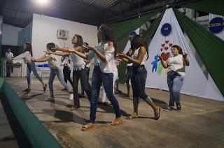 Reflexão social foi objetivo do Dia da Família na EMEF Ana Maria Gomes, em Picuí