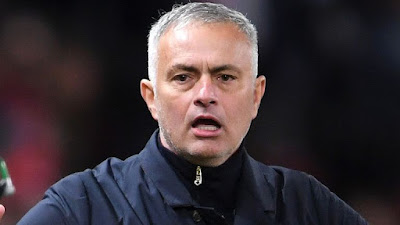 Mourinho has faced criticism after the club's slow start to the season