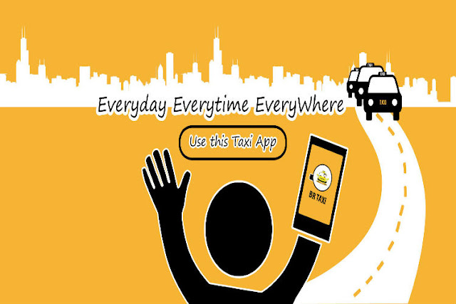 comfort taxi booking app android