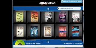 Amazon mengeluarkan Layanan TV Internet