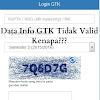 Data Info GTK Tidak Valid Padahal Data Sudah Benar, Apa Masalahnya?