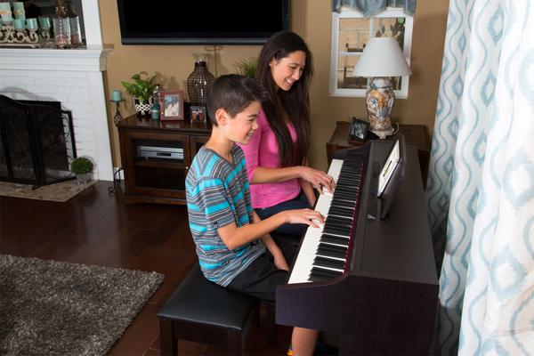 Các phương pháp tự học đàn piano điện
