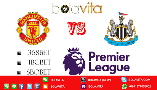 Prediksi Bola Manchester United vs Newcastle United 06 Oktober 2018