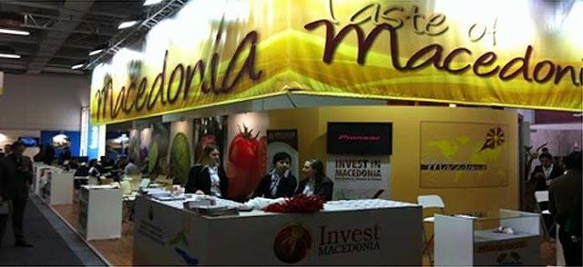 "Macedonian companies at ""Fruit Logistica 2013"" in Berlin"